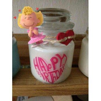1001 Senteurs de Marie - Happy birthday monoi - Bougie - Monoi