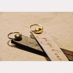 AFRICANBOYZCLUB - Gri-Gri de Luxe 100% cuir - Gri-gri