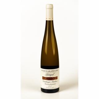 Alsace Dirler-Cadé/Vins de terroirs en biodynamie - Gewurztraminer 2012 Grand Cru Spiegel Vendanges Tardives - 2012 - Bouteille - 0.75L