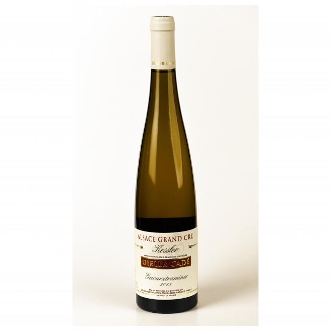 Alsace Dirler-Cadé/Vins de terroirs en biodynamie - Gewurztraminer 2013 Grand Cru Kessler - 2013 - Bouteille - 0.75L