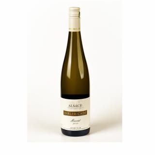 Alsace Dirler-Cadé/Vins de terroirs en biodynamie - Muscat 2017 Capsule à vis - 2017 - Bouteille - 0.75L