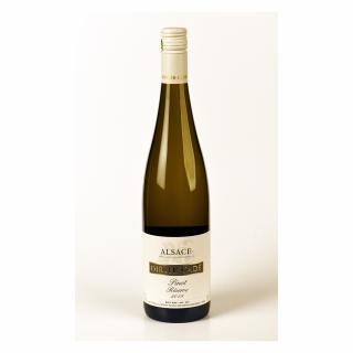 Alsace Dirler-Cadé/Vins de terroirs en biodynamie - Pinot 2018 Réserve Capsule à vis - 2018 - Bouteille - 0.75L