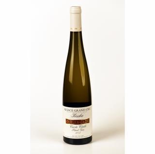 Alsace Dirler-Cadé/Vins de terroirs en biodynamie - Pinot Gris 2011 Lieu-dit Bux, Sélection de Grains Nobles - 2011 - Bouteille - 0.75L