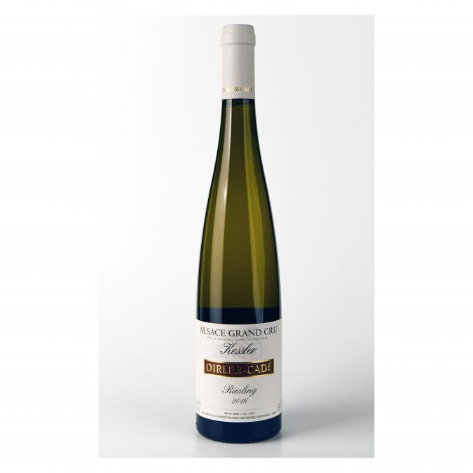 Alsace Dirler-Cadé/Vins de terroirs en biodynamie - Riesling 2016 Grand Cru Kessler - 2016 - Bouteille - 0.75L