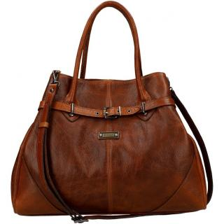 Ambi Hose Bags - Cléa Sac à main en cuir - Sac à main - Camel