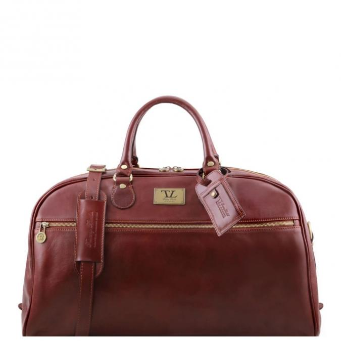 Ambi Hose Bags - TL VOYAGER TL141422 Sac de voyage en cuir - Grand modèle - Sac de voyage