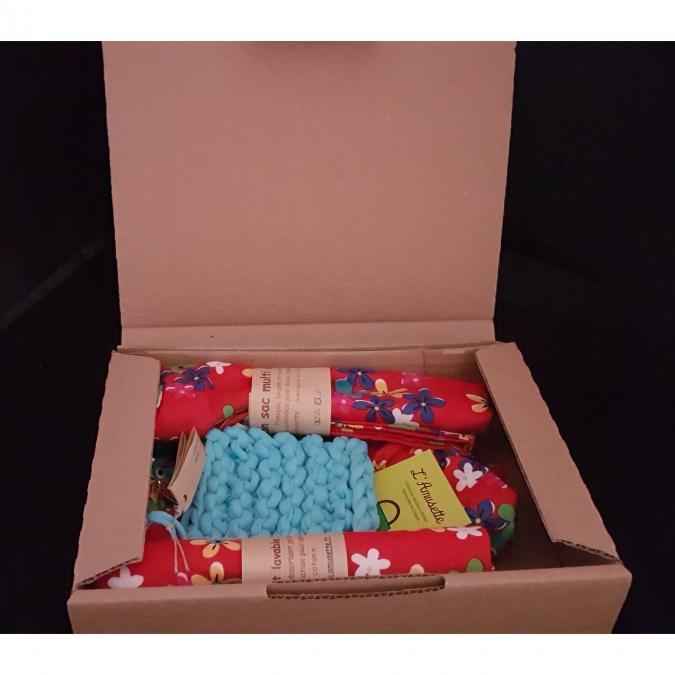 """L'Amusette - Ma Box """"Maison zéro déchet """" - zero dechet"""