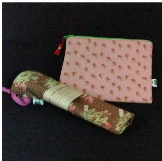 L'Amusette - Une trousse et Un sac multi-usages - Accessoires.