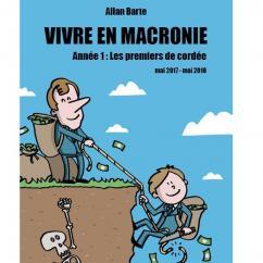 Ant Editions - Vivre en Macronie T1 - Livre - 12 ans et plus