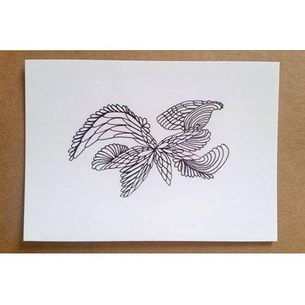 "L'Apollinarium - 5 Cartes postales ""Vegetamen"" random - carte postale"