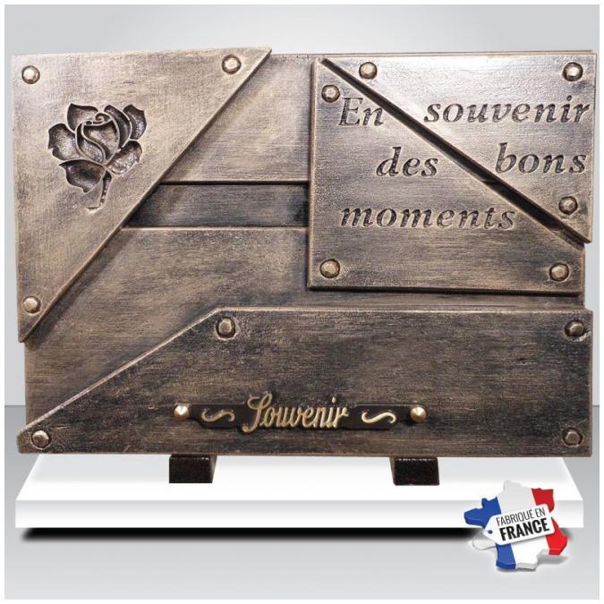 ARTIS FUNERAIRE - Plaque funeraire - Plaque Funéraire