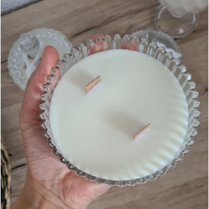 Atelier Kynttilä - Bougie Esma - Djouzia - 195g - ___Bougie parfumée