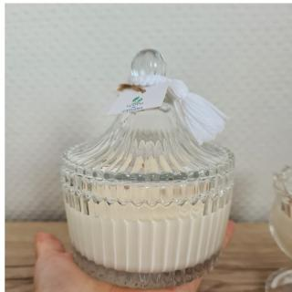 Atelier Kynttilä - Bougie Esma - Fleur d'Oranger - 195g - ___Bougie parfumée
