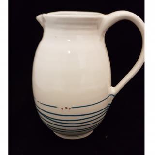 Atelier Céramique Laurence Thomas - Pichet en porcelaine - Pichet