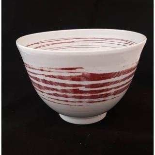 Atelier Céramique Laurence Thomas - Salaldier -porcelaine - saladier