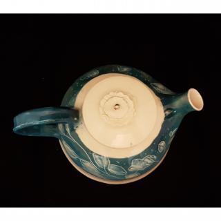 Atelier Céramique Laurence Thomas - Théiere en porcelaine - Théière
