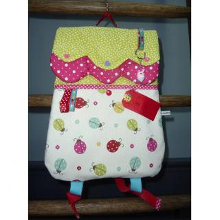 Ateliermarilo - Cartable maisonnette 24 - Sac (enfant) - Multicolore