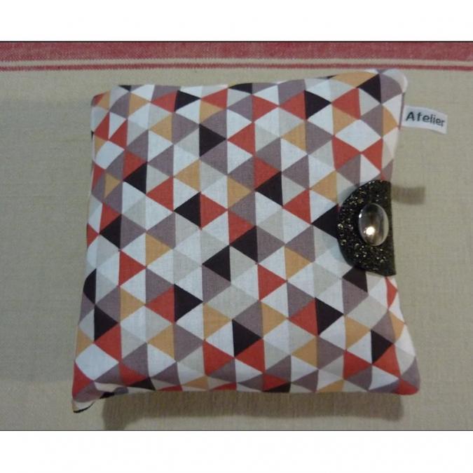 Ateliermarilo - Lingettes et sa housse 52 - Lingette lavable