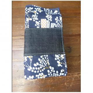 Ateliermarilo - Pochette à couvert 14 - Couvert - Bleu