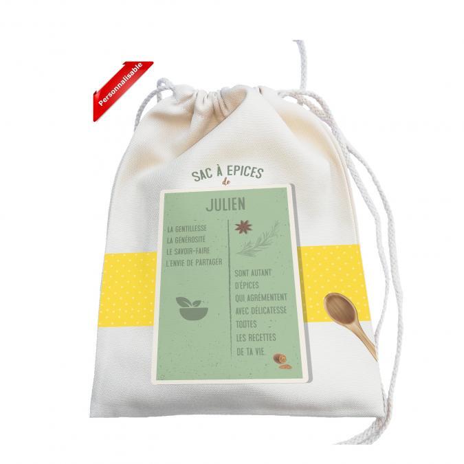 Atomania - Sac à épices personnalisable – Atomania - sac a vrac