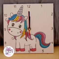 Au sable fin - Horloge artisanale - Horloge -