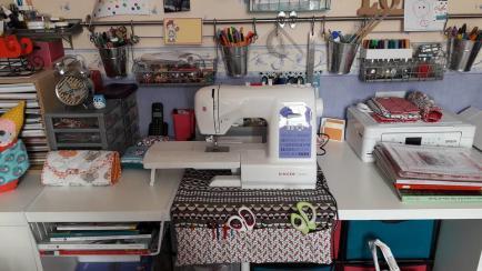 Aux Fils de mes Mains - Création d'accessoires en couture, broderie machine, personnalisation....