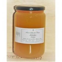 Aux Ruchers du Vexin - Un toit pour les abeilles - Miel d'acacia 1KG - Miel - 1 kg