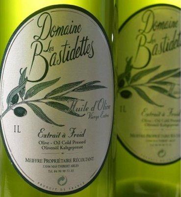 BASTIDETTES - Huile d'olive Bio Pays d'Arles, Tapenades BIO, Jus de fruits Bio