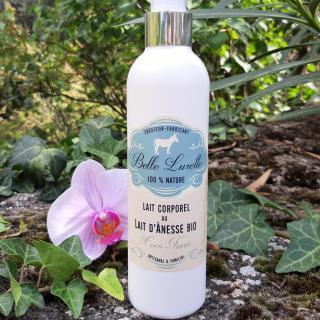 Belle Lurette - Lait Corporel au lait d'Ânesse Bio - Lait corporel - 0.25