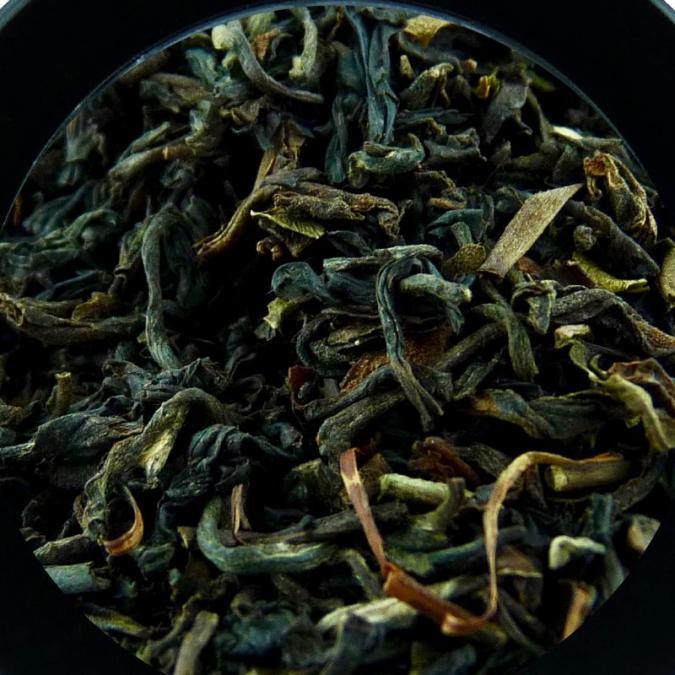 BIO THES DU MONDE - Darjeeling - Thé noir d'Inde - Thé - Thé noir