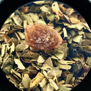 BIO THES DU MONDE - Maté et thé vert détox aux fruits - Infusion -