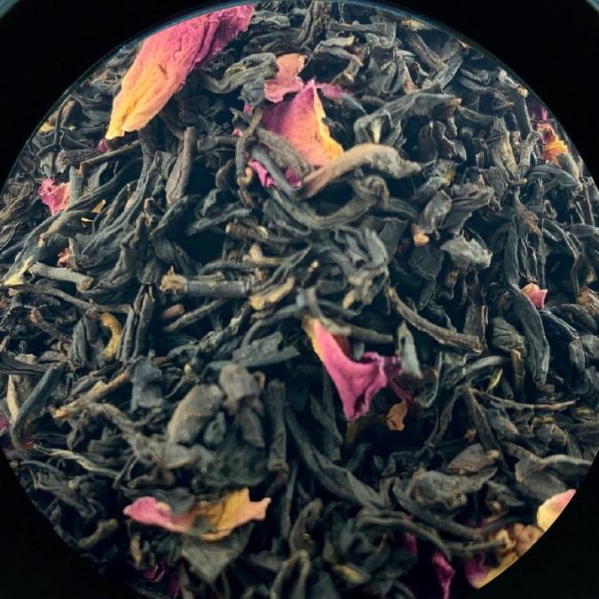 BIO THES DU MONDE - Thé noir à la rose - Thé - Thé noir