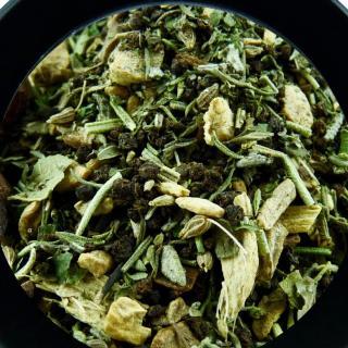 BIO THES DU MONDE - Thé noir aux plantes aromatiques - Thé - Thé noir
