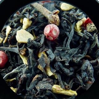 BIO THES DU MONDE - Thé noir chaï aux épices indiennes - Thé - Thé noir