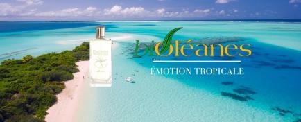 BiOléanes - BiOléanes propose un Parfum sensoriel composé avec 7 huiles essentielles toniques et régénérantes