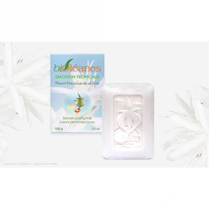 BiOléanes - Savon Parfumé extra-doux - Savon - 0.110
