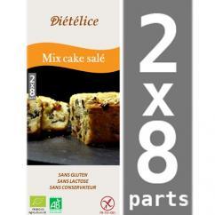 BMD SANS GLUTEN - Mix cake salé sans gluten - kit salé