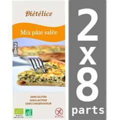 BMD SANS GLUTEN - Mix pâte salée sans gluten - kit salé