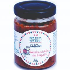 BON CHIC BON GOUT - Tomate séchés au vin blanc BIO - Tartinade