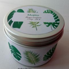 Améliane - Bougie naturelle parfumée au Mojito - Bougie - Mojito