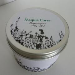 Améliane - Bougie parfumée Maquis Corse - Bougie - Maquis Corse