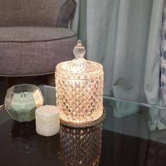 Bougies d'Elle - Bonbonnière - Diamant - Bougie - Au choix