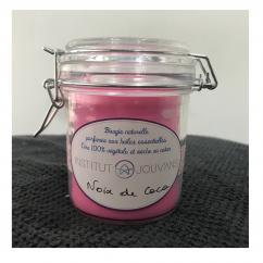 Bougies Jouvans - Bougie Noix de coco - Bougie - Noix de coco
