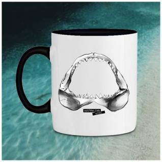 Breizh Traveller - Tasse Requin / Mug Shark - Australian Kiss - Tasse - céramique