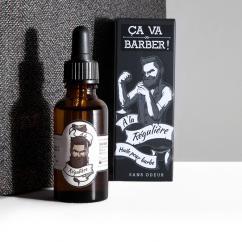 "ÇA VA BARBER - HUILE POUR BARBE BIO ""À LA RÉGULIÈRE"" - 30 ML - Huile pour barbe"