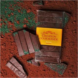Cap Spiruline - Chocolat à la Spiruline - Chocolat