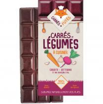 Carrés Futés - Carrés Futés Carotte Betterave Ail - Condiments et sauces - 0,08