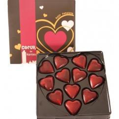 Maison Castelanne - Coeur De Nantes - 60 g - Chocolat