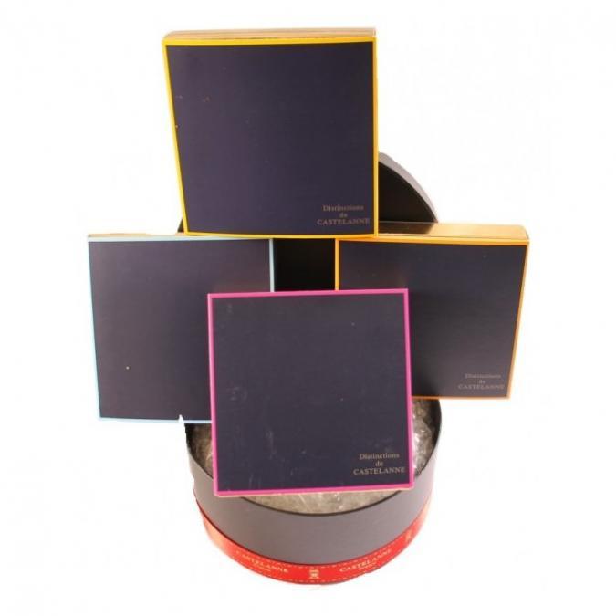 Maison Castelanne - Coffret 4/4 Distinctions - 280 g - Chocolat
