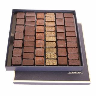 Maison Castelanne - Coffret Assortiment Maison 51 Chocolats - 420 g - Chocolat